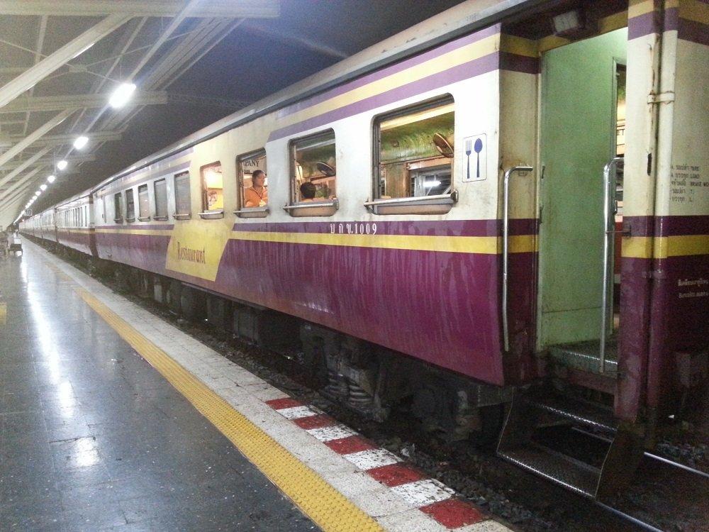 Express Train #51 to Chiang Mai